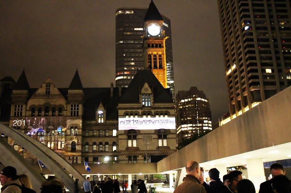 トロント市庁舎