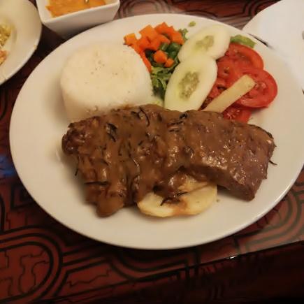 アルパカ 肉