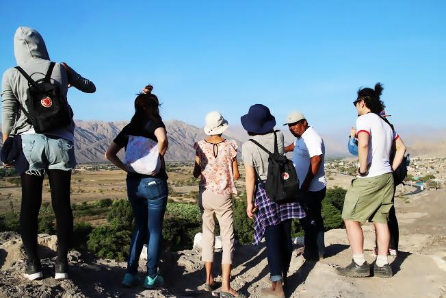 ナスカ世界遺産ツアー