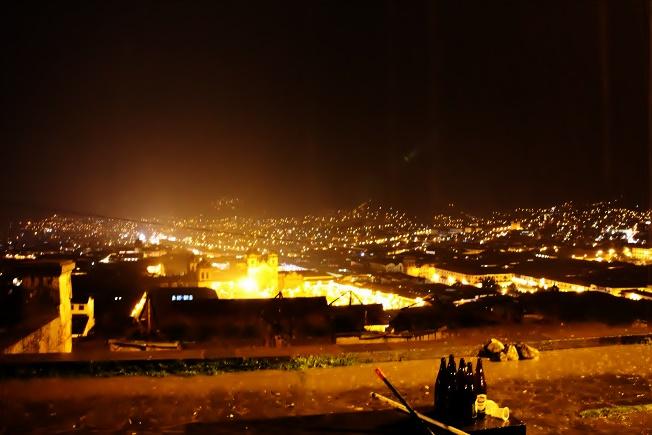 世界遺産 夜景