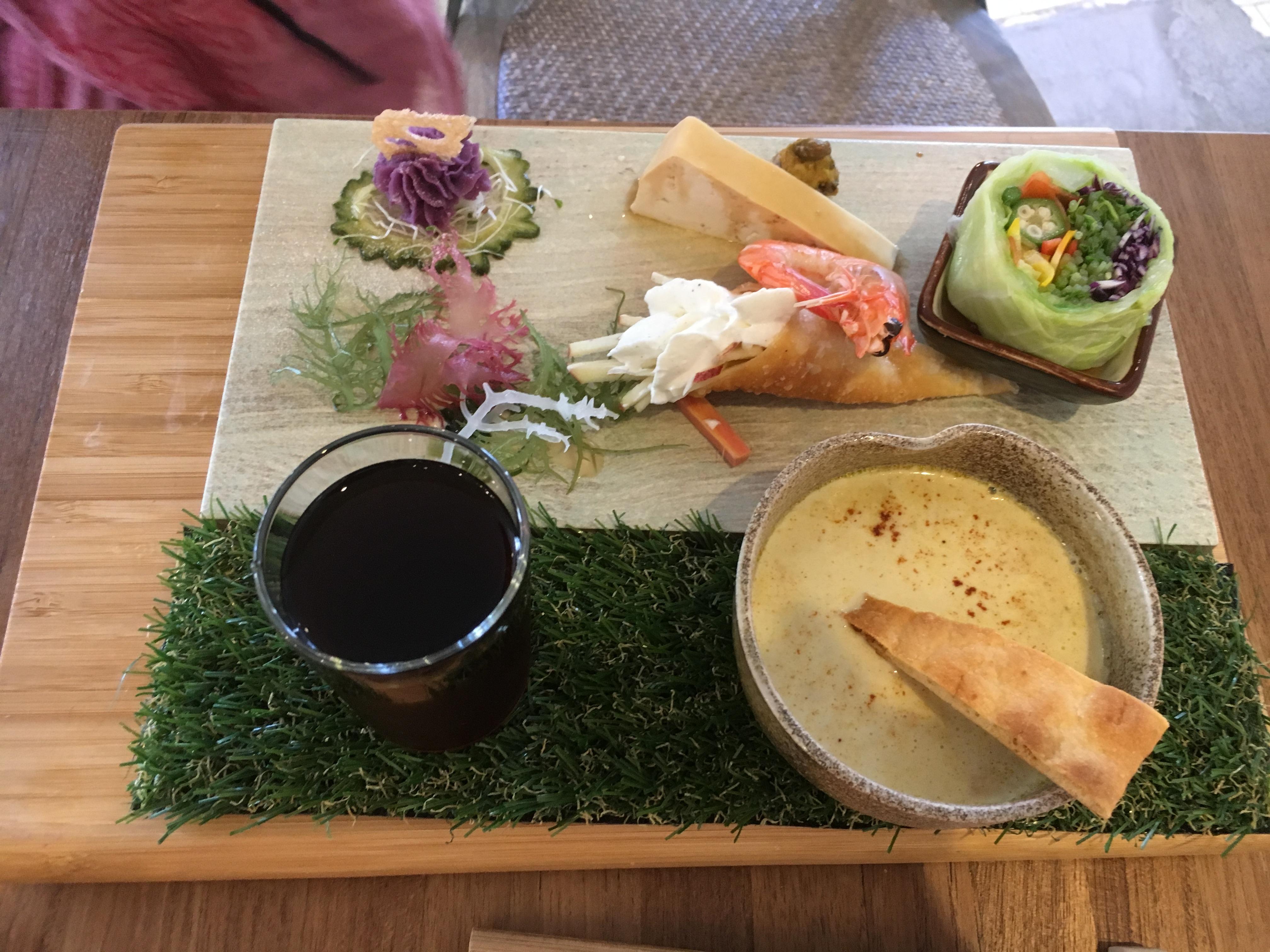花蓮 レストラン